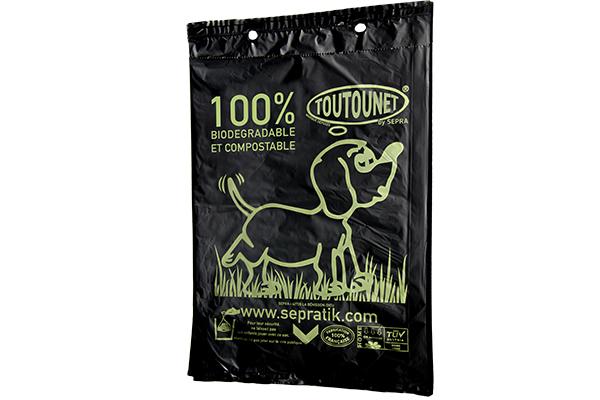 Carton de 2500 sacs TOUTOUNET® Bio