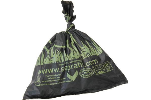 sacs écologiques pour ramasser les crottes de chien 100% biodégradable TOUTOUNET