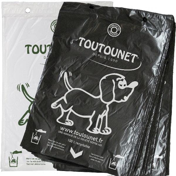 Carton de 5000 sacs TOUTOUNET® LE CLASSIQUE