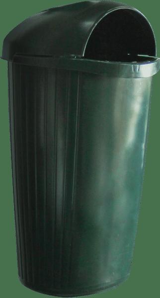 Corbeille plastique